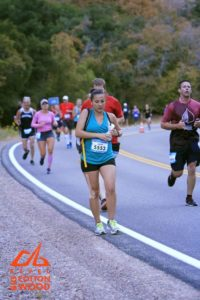 handpumping breastmilk during half marathon